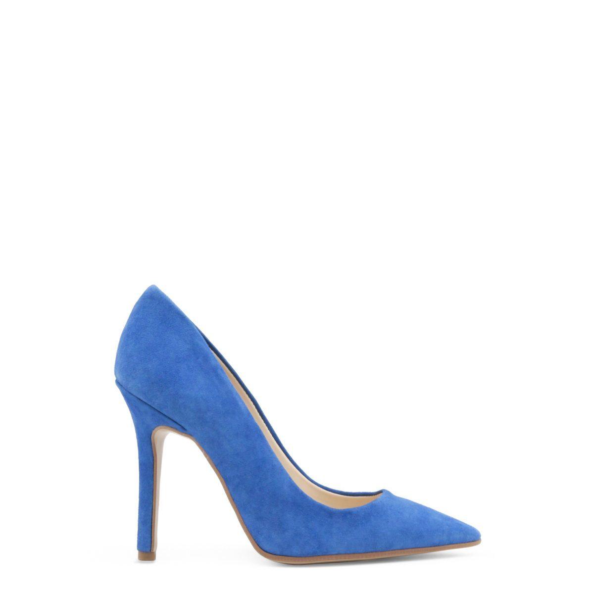 Escarpins En Made Suede Bleu Italia In Buzzao Pointus 8vnwyNOm0