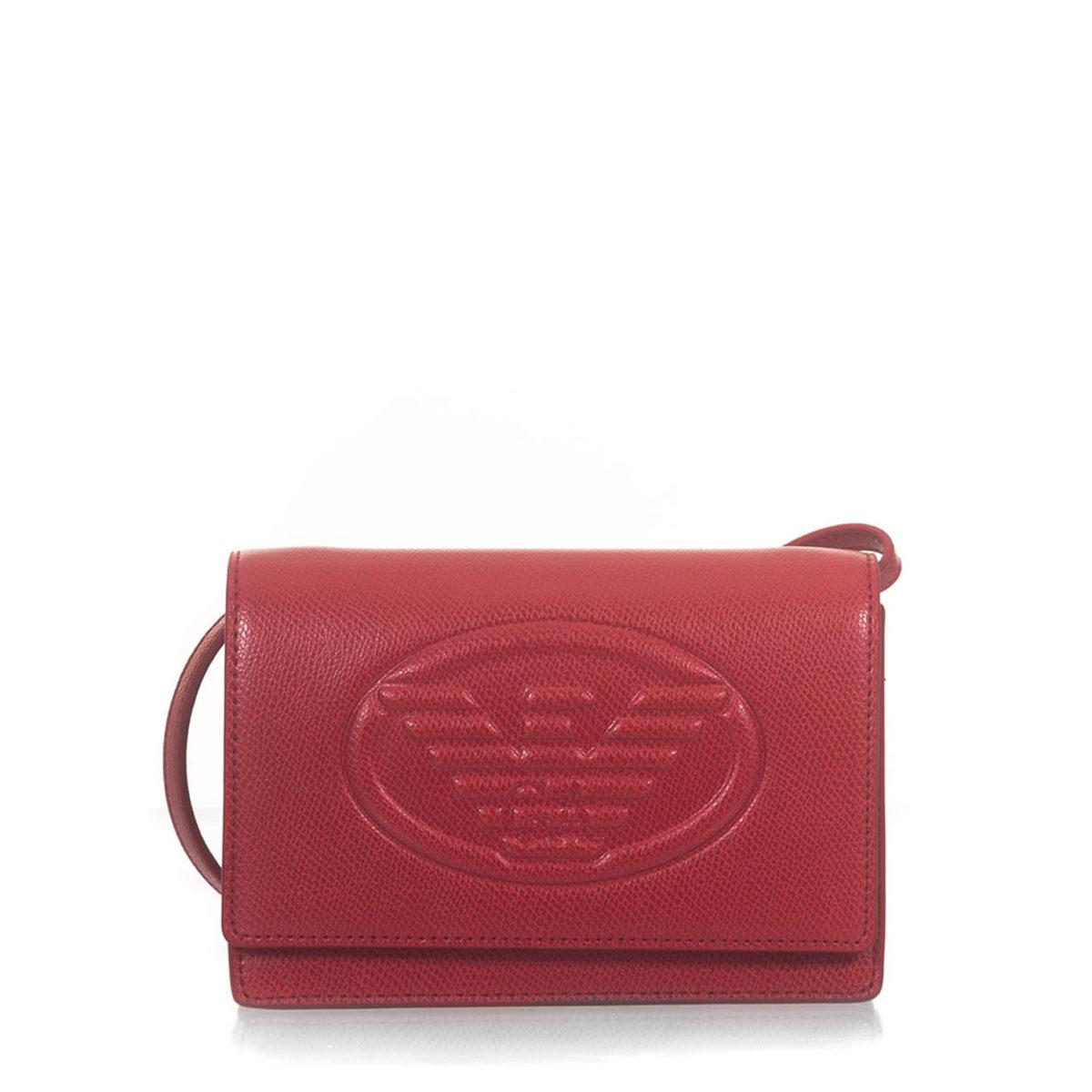 af2f34535 Emporio Armani - sac à main pour femme couleur rouge   BUZZAO