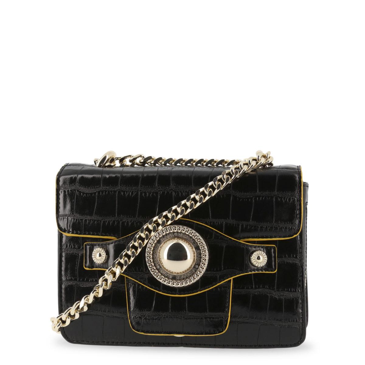 grossiste 270bf 65ac9 Versace Jeans - sac à bandoulière couleur noir pour femme