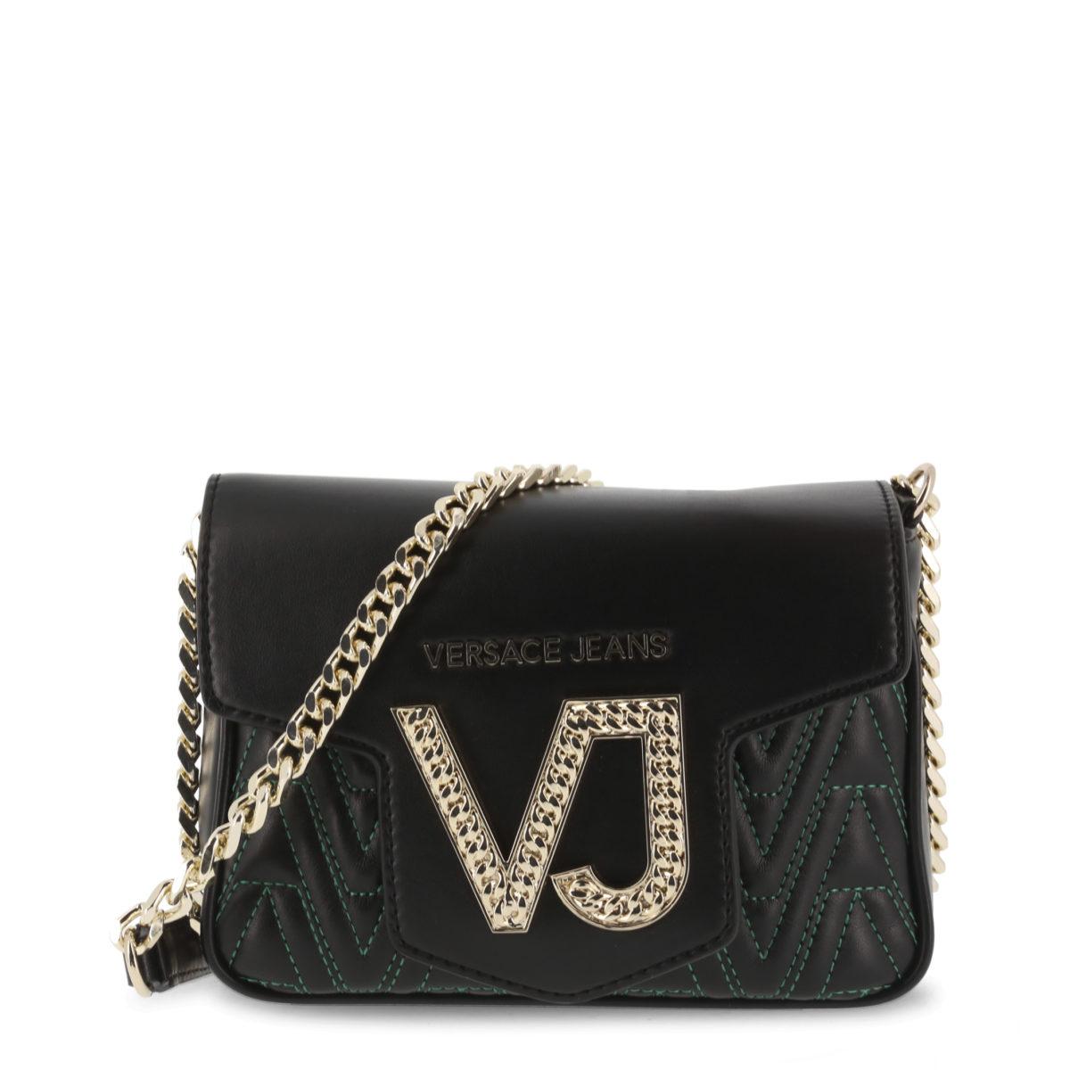magasin d'usine d86f5 c0fdf Versace Jeans - petit sac pour femme à bandoulière couleur noir