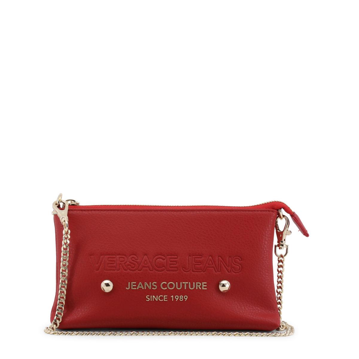 Pour Sac Femme Rouge Jeans Couleur Bandoulière Versace hdxsCtQr