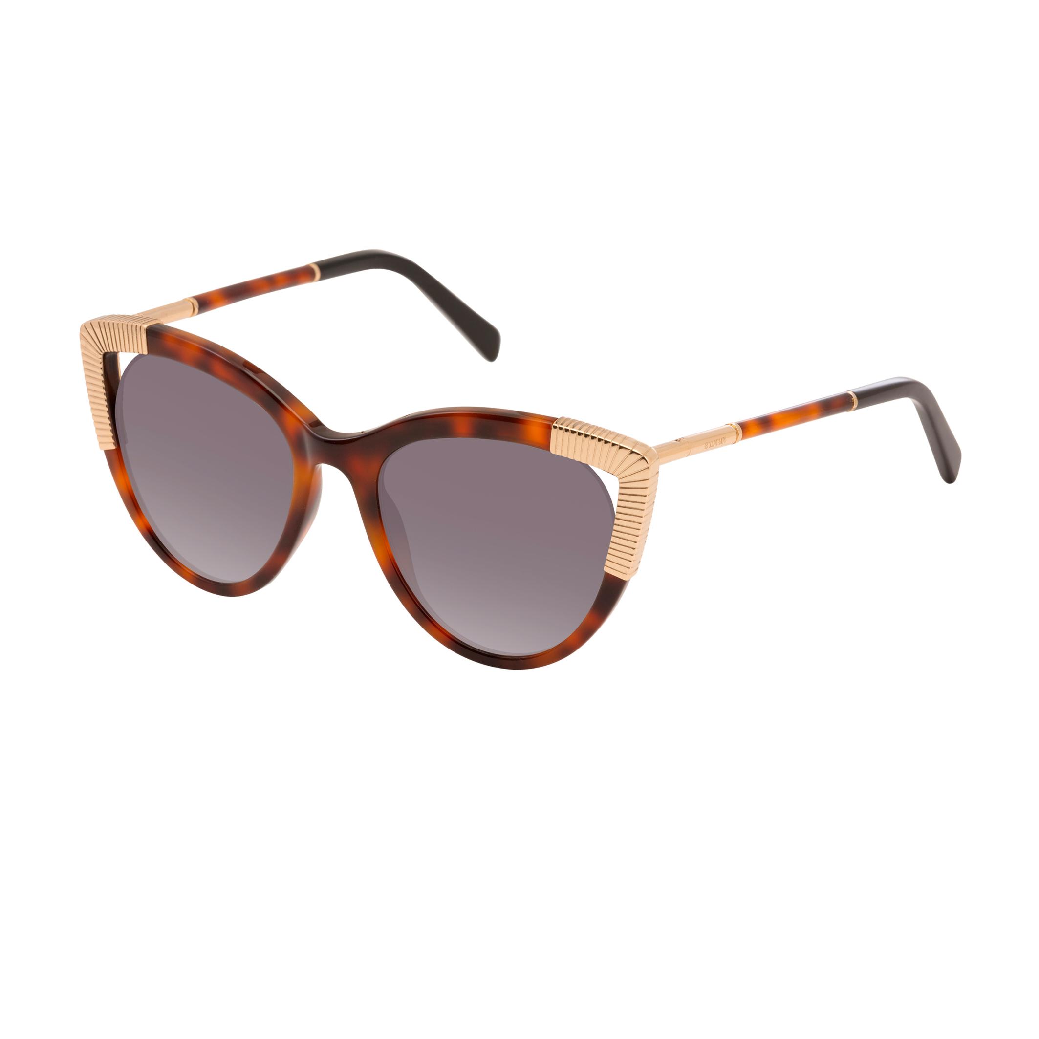 ad29373c13 Balmain - Lunette de soleil pour femme couleur brun | BUZZAO