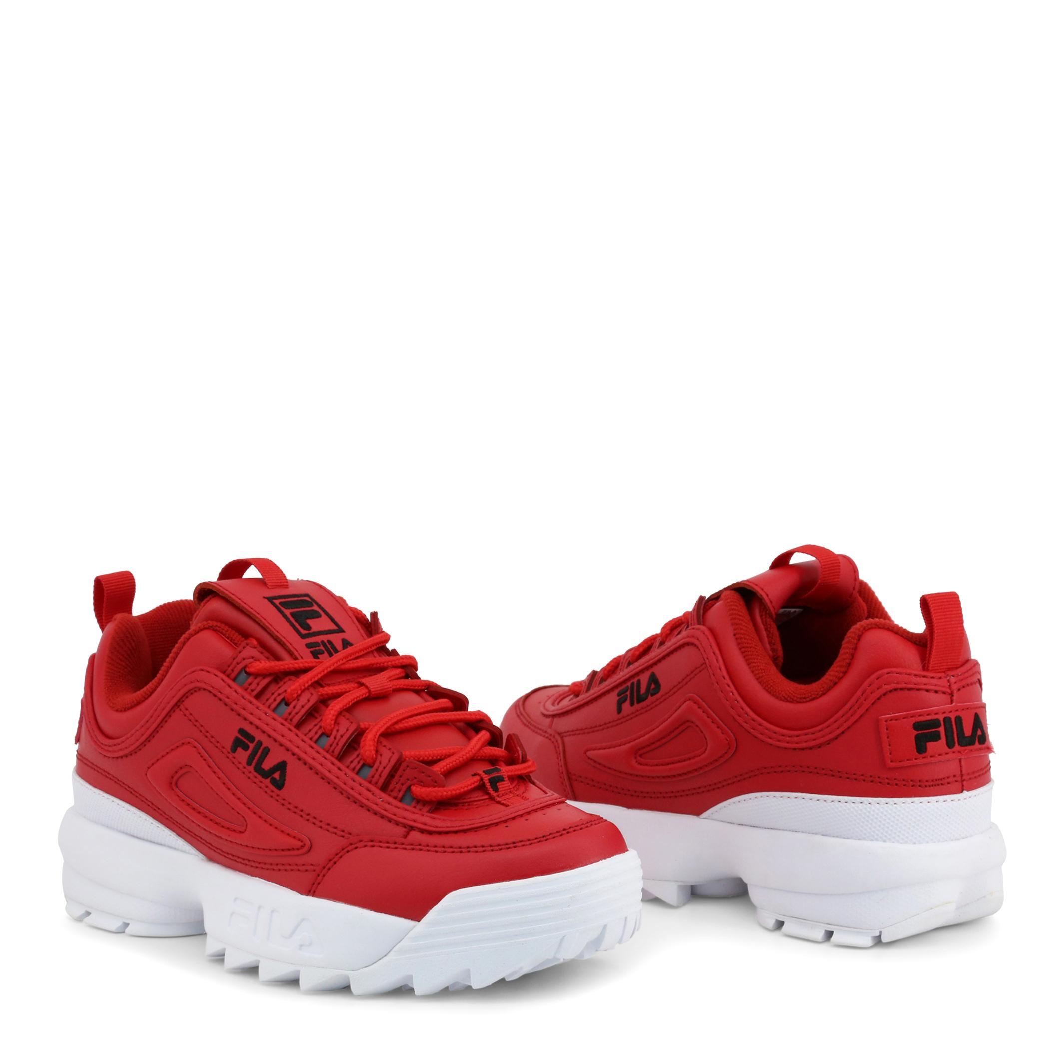 Fila Baskets femme DISRUPTOR 2 PREMIUM Red