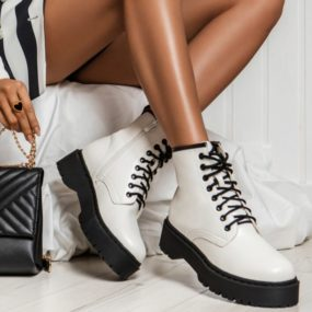 [GOGD] 2020 automne et hiver Martin bottes étudiantes noir bottes courtoisie britannique fan bottes sauvage rétro marée taille gamme 36-41
