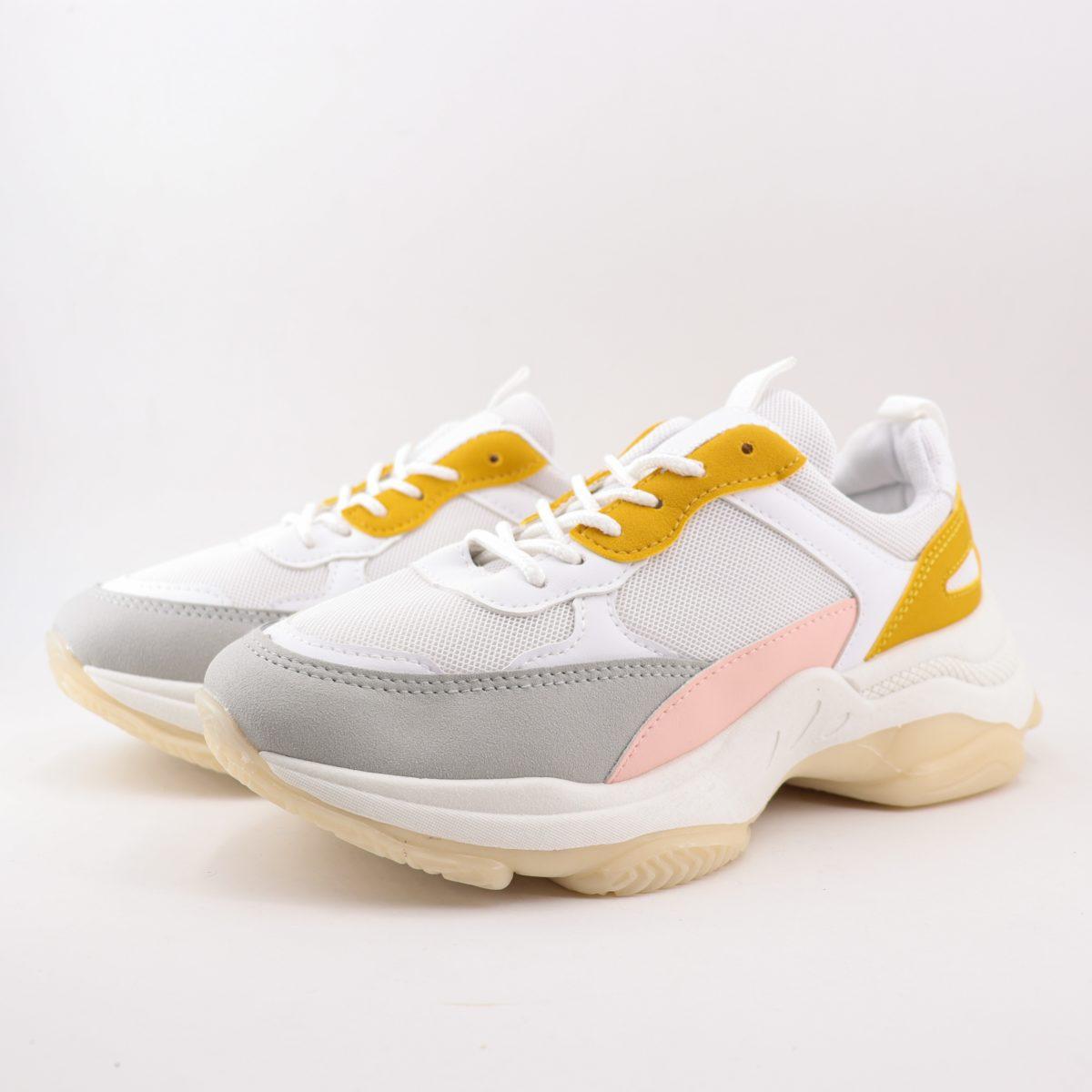 Hemera Studios pantoufles femmes semelle extérieure graisse 2020 sport femmes pompes chaussures décontractées baskets multicolore avec plate-forme