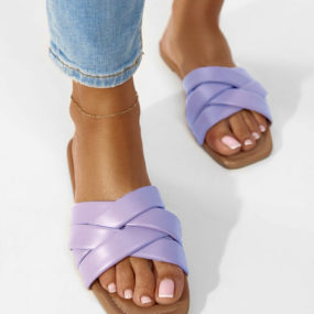 Sandales-plates-à-brides-croisées-Tyra