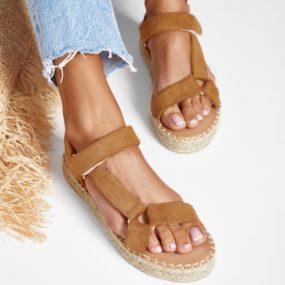 Sandales-camel-en-juste-tressée-Daphné_1